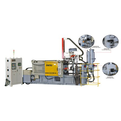 Digital Control Cold Chamber Machine
